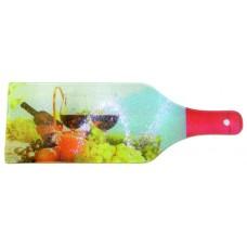 Glass Chopping Board bottle shape