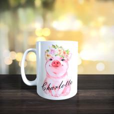 Cute Pig Mug